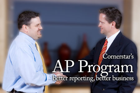 CornerStar's partner program for Progress AP Application Partners